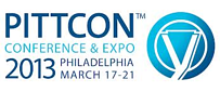 PITTCON 2013 LOGO