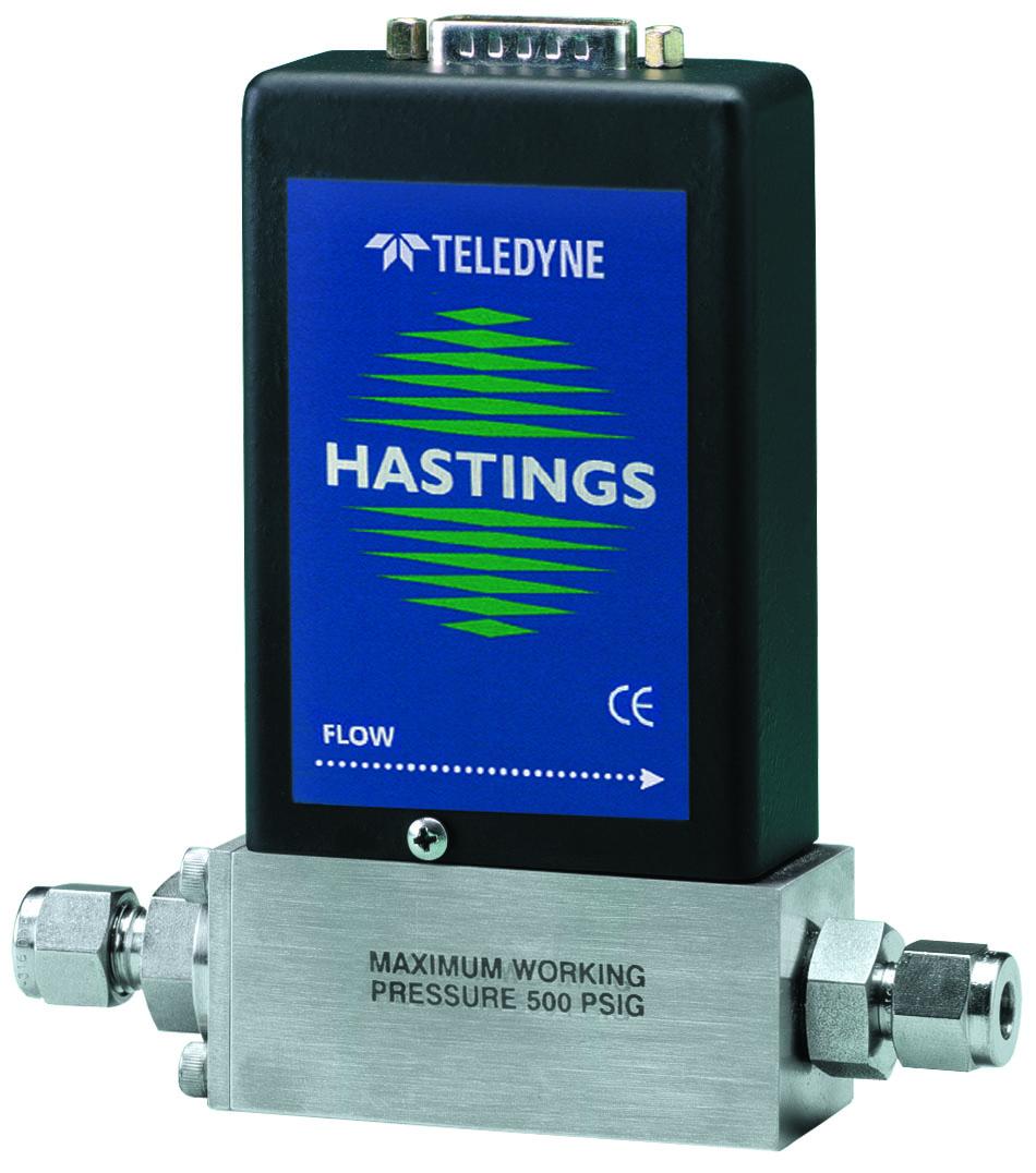 Teledyne Hastings Flow Meter HFM-200-202