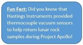 Vacuum Gauge Series - Thermocouple Gauge Tubes Fun Fact