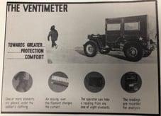 Ventimeter
